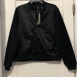 NWT Adidas Sherpa Jacket